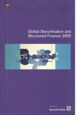 Global Securitisation and Structured Finance 2005