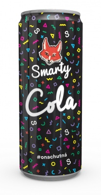 SMARTY COLA - 330 ml
